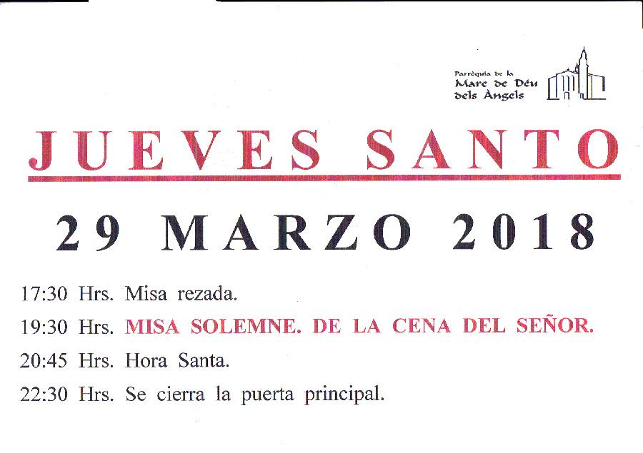 29_marzo-jueves santo-cuaresma