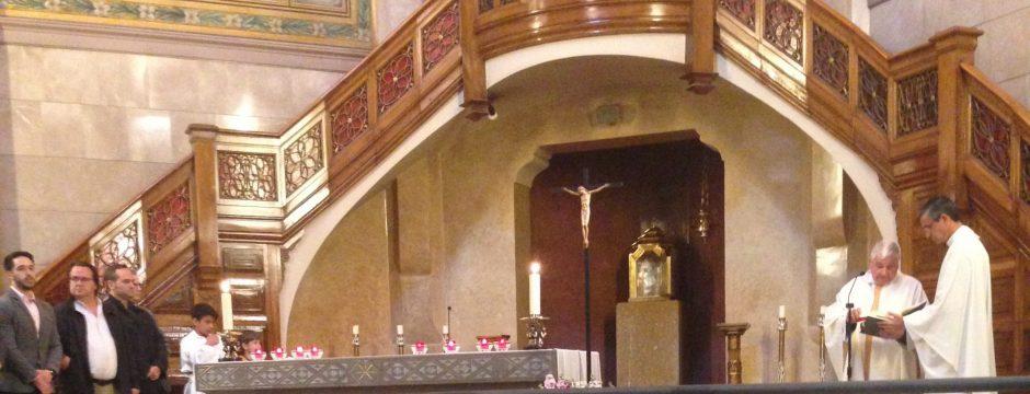 parroquia de los Ängeles